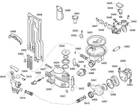 bosch dishwasher parts diagram bosch dishwasher parts bosch dishwasher parts ge