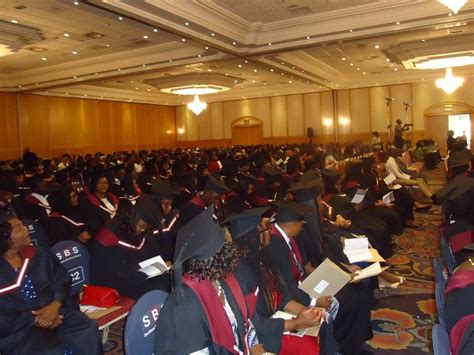 Southern 2013 Summer Mba Graduation by Southern Business School Namibia Holds Graduation Ceremony