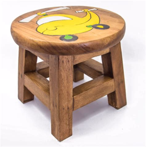 childrens step stool designs children s wooden step or stool helicopter design