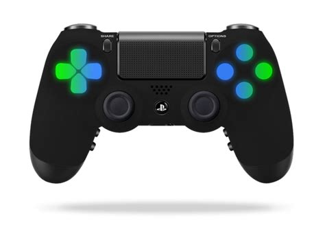 ps4 controller light change ps4 midnight led light controller ps4 alerts