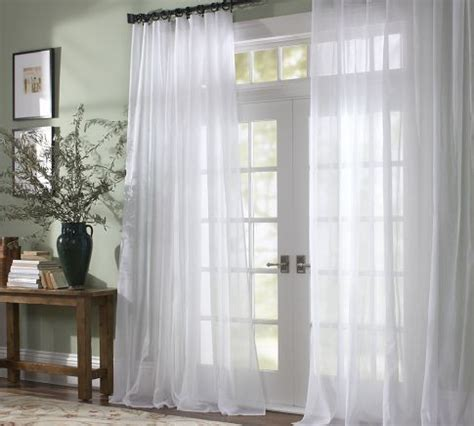 Voile Curtains For Patio Doors Voile Curtains For The Bedrooms Classic And For The Home Classic