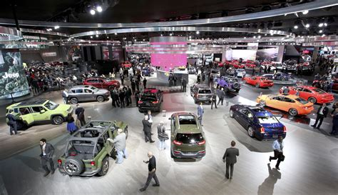 detroit auto show  moving  june      top speed
