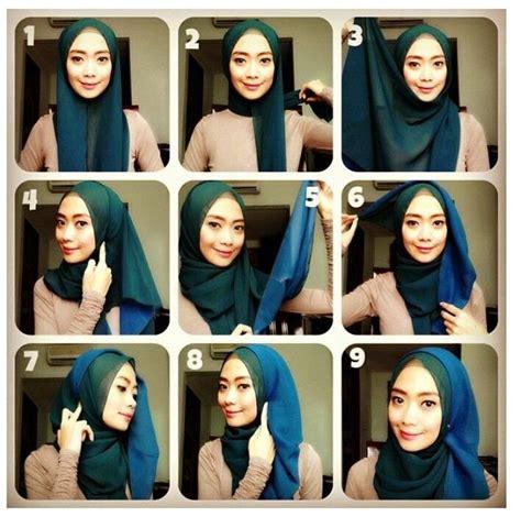 tutorial memakai jilbab kebaya wisuda tutorial kerudung kebaya untuk wisuda 2015 tutorial