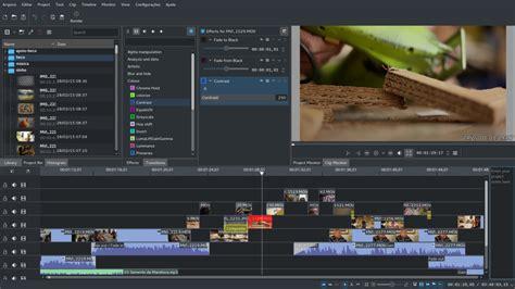Software Edit 21 Edius 5 Sony Vegas Pro Cyberlink Adobe kde kdenlive editor