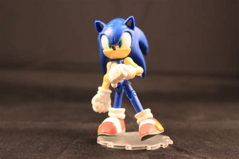 Figure Sonic jazwares sonic the hedgehog figure review lines