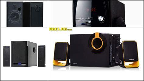 Dan Spesifikasi Speaker Simbadda Terbaru 11 harga speaker aktif terbaik dan murah 2017 ngelag