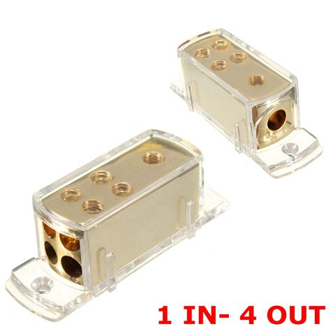 Elegans Ground Block Power Distribution Audio 1 In 5 Out popular distribution block buy cheap distribution block lots from china distribution
