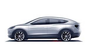 Tesla Model E Images Tesla Model E To Be Revealed At Detroit Auto Show