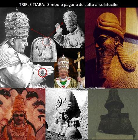 imagenes ocultas vaticano s 205 mbolos luciferianos en la religi 211 n p 225 gina 8