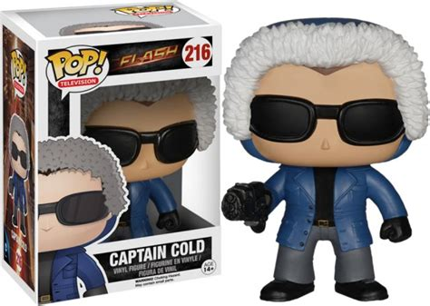 Funko Pop Captain Cold Unmasked The Flash funko pop theflash3 captain cold