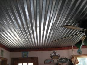 corrugated metal ceiling mobilehomerepair