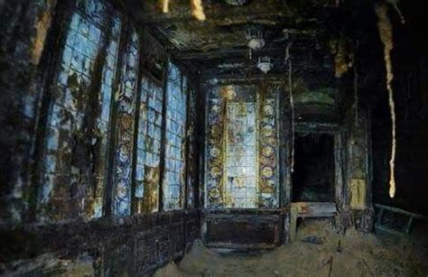 La Room Spray Peppermint turkish baths cooling rooms in the wreck titanic misc