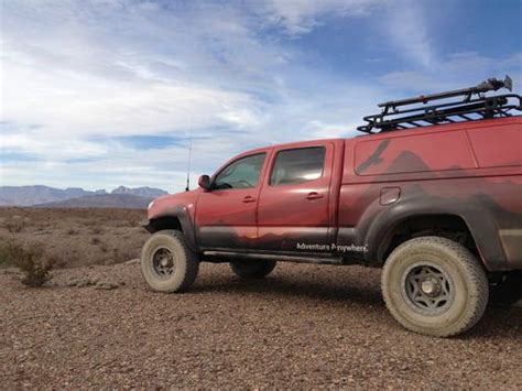 Toyota Overland Purchase Used 2008 Toyota Tacoma Overland Expedition In