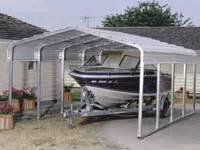 Metal Boat Carports Boat Carports Boat Covers Carports Tnt Metal