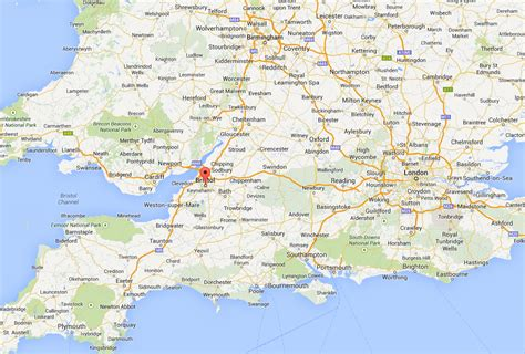 bristol on the map the 30th international workshop on water waves and