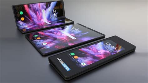 samsung galaxy f foldable phone may only be available this one way t3