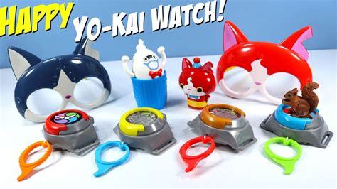 Yokai Orochi Happy Meal Mc Donald happy meal yo mcdonalds toys collection review