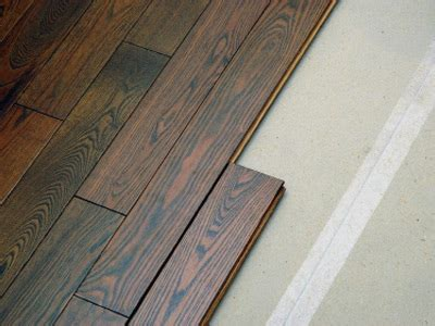 Installing Wood Laminate Flooring by How To Install Laminate Flooring Howstuffworks