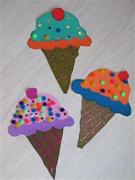 Toddler Paper Crafts - cool projects for at home and school