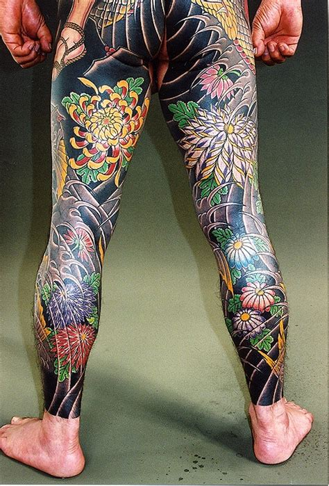 yakuza tattoo flower 167 best images about japanese yakuza on pinterest
