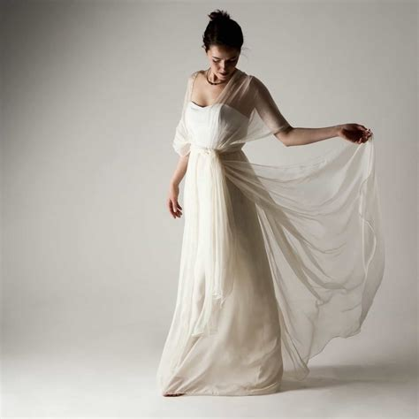 infinity wedding helianthus infinity wedding dress larimeloom handmade