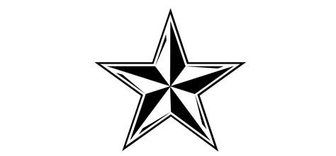 texas star black and white pics about space