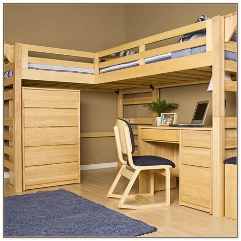 bunk beds with desks them bunk beds at furniture