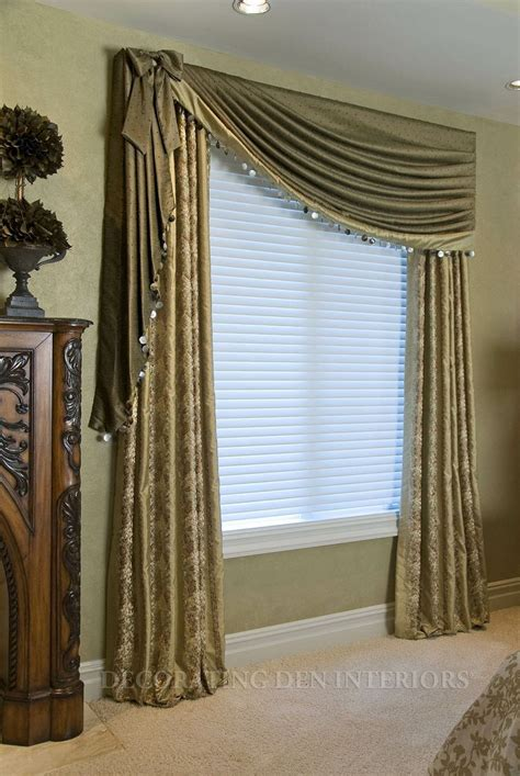 Swag Valances For Windows Designs Window Treatment Window Treatments Pinterest Window Treatments Swag And Window