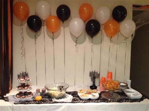 imagenes decoracion fiesta halloween ideas para organizar una fiesta de halloween danielly lara