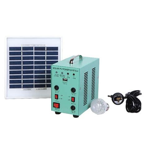 solar generator system solar generator review