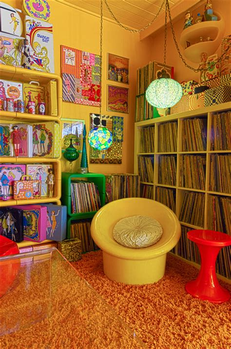 70s style living room la 70s eclectic living room los angeles by alex amend photography