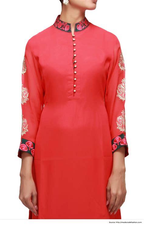 kurti pattern with collar fashionable collar neck designs for kurtis kurti designs