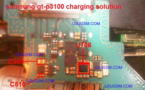 Ic Flash Samsung Tab 2 samsung galaxy tab 2 7 0 p3100 charging problem solution