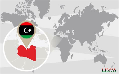 where is libya on the world map president obama admits libya intervention is