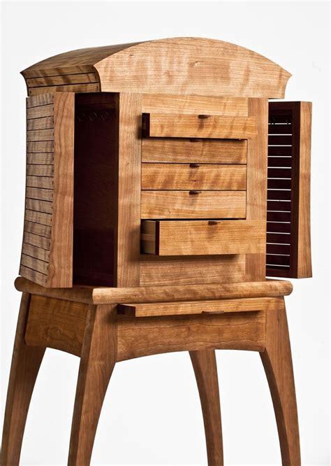 custom  jewelry chest  peter  turner furniture