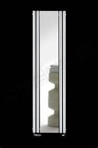 thermostatic electric mirror radiators chrome circolo