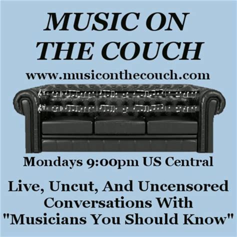 music on the couch listen to episodes of music on the couch on podbay