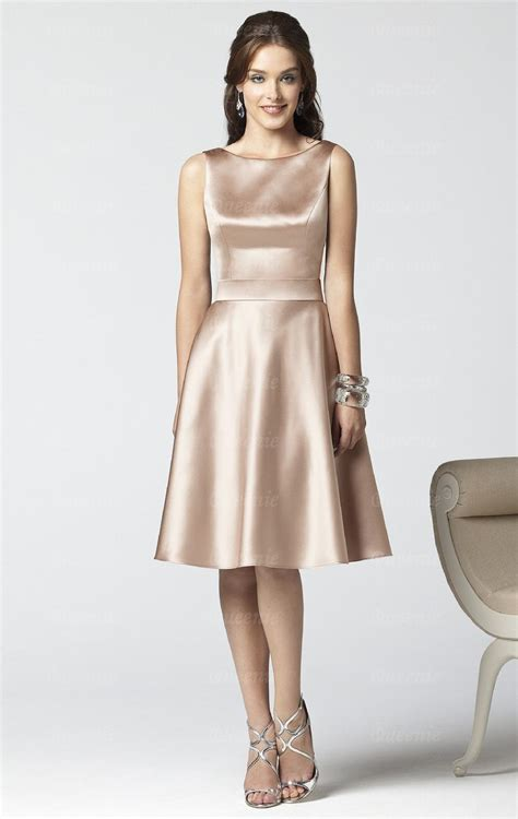 Bridesmaid Dresses by Satin Chagne Bridesmaid Dresses Dresscab