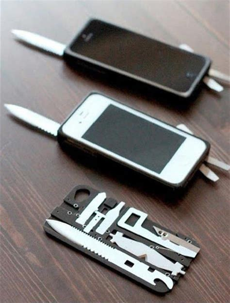 multitool phone awesome multitool cell phone strange beaver