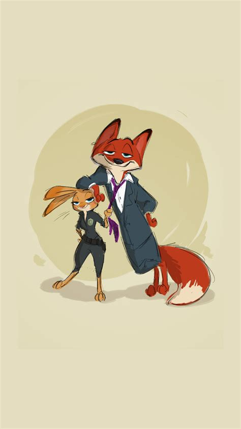 wallpaper iphone zootopia i love papers au54 zootopia cute animal disney judy nick