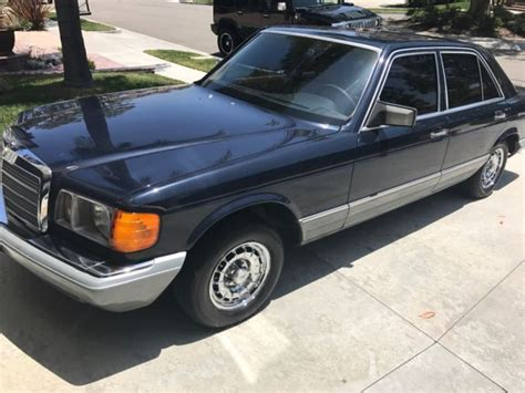 books on how cars work 1983 mercedes benz w126 lane departure warning 1983 mercedes 300sd excellent car classic mercedes benz 300 series 1983 for sale