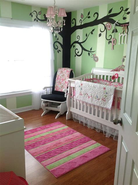 green and pink nursery paisley s pink and green whimsical nursery project nursery