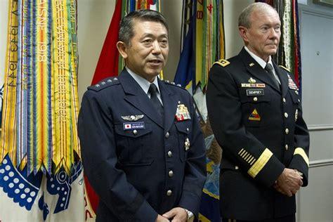 japanese generals japanese general seeks to reinforce defenses wsj