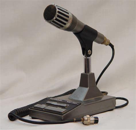 Desk Microphones by Kenwood Mc 50 Mc 60a Mc 80 Desk Mic