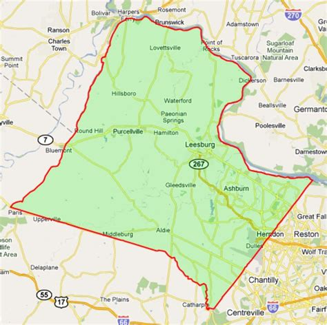 Loudoun County Search Safeguard Appraisals Professional Appraisal Services In Va Dc Coverage Area