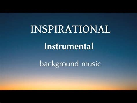 download mp3 free background music download soft inspirational background music for s