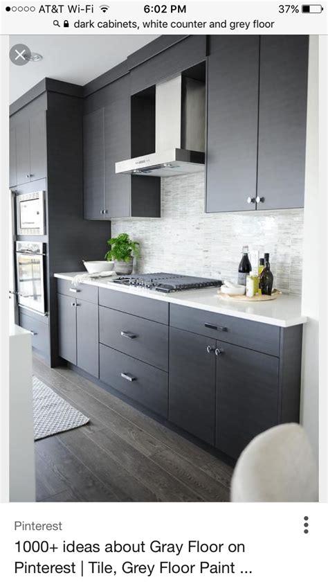 modern cabinet design kitchen en  cocinas oscuras