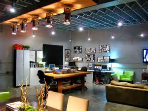 Office Loft by Loft Office Modern Home Office Pictures To Pin On Pinterest
