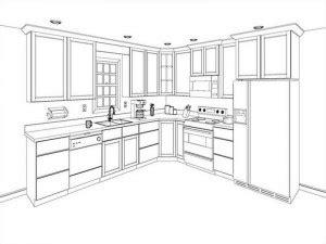 Free 3D Kitchen Cabinets Designer & Planner ? Solid Wood