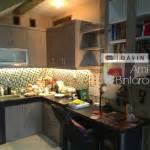 kitchen set  minibar  citra grand cibubur